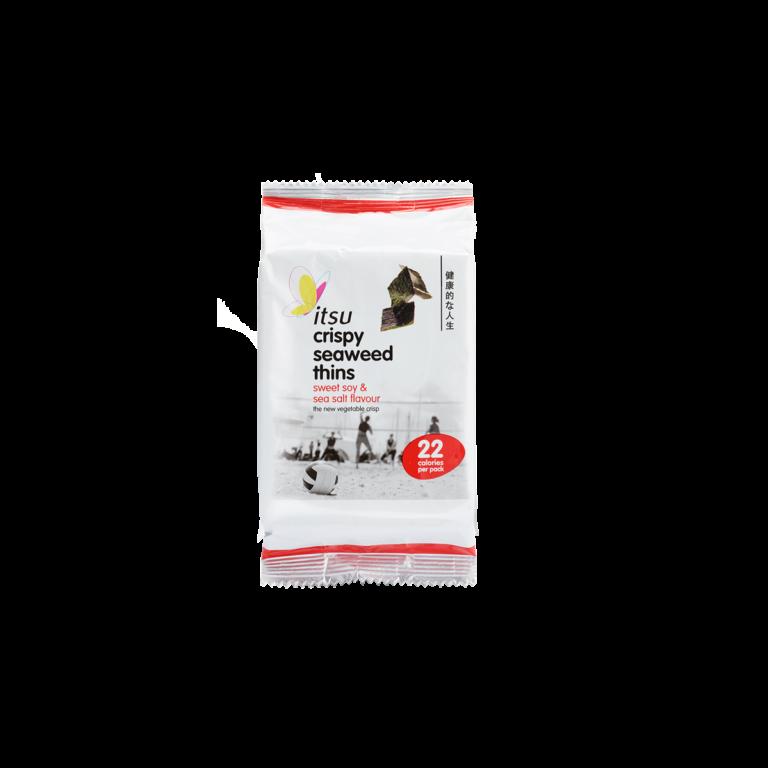 Seaweed thins sweet soy 5g v1 768x768